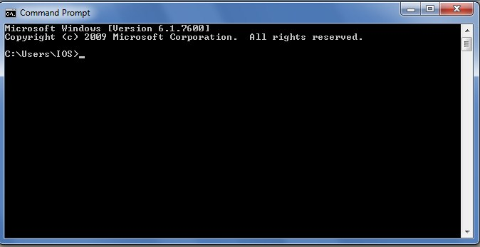 Don't Fear Your PC's Command Prompt